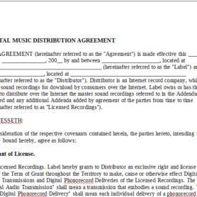 Music Contracts – Page 3 – OnlineMusicContracts Com