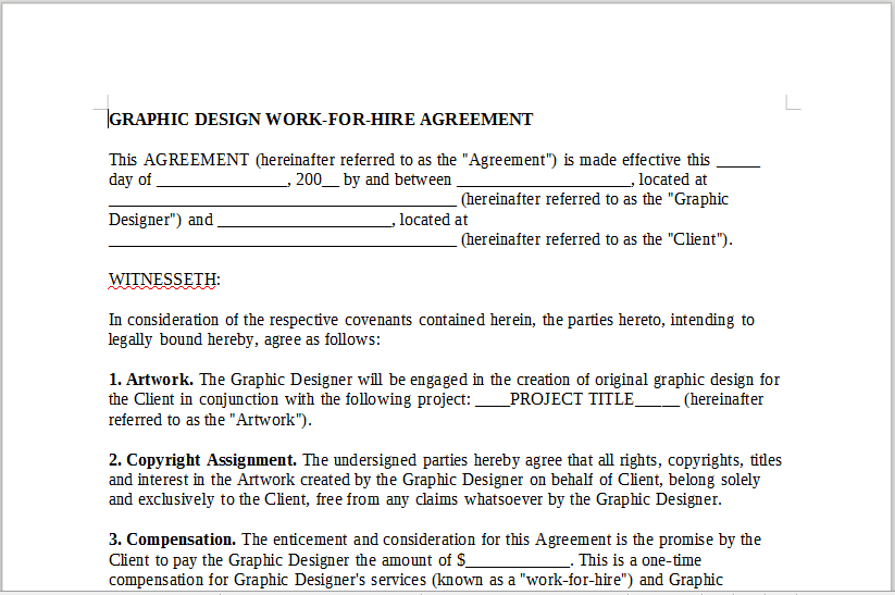 Logo Use Agreement Template 28 Images Best Photos Of